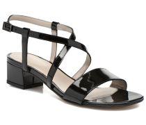 Pasqua Sandalen in schwarz