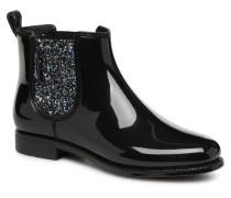 Nashville glitters Stiefeletten & Boots in schwarz