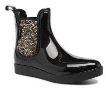 Caroline Stiefeletten & Boots in schwarz
