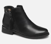 49439 Stiefeletten & Boots in schwarz