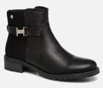 33946 Stiefeletten & Boots in schwarz