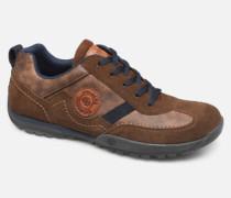 Phil Sneaker in braun