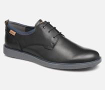 Corcega M2P4325 Schnürschuhe in schwarz