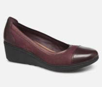 UN TALLARA LIZ Pumps in weinrot