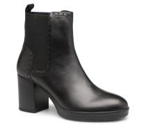 D REMIGIA F D84AFF Stiefeletten & Boots in schwarz