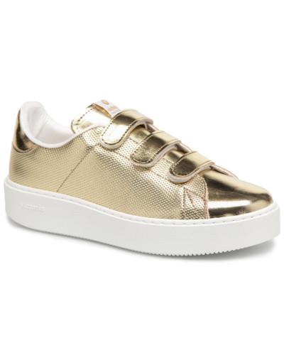 Victoria Damen Deportivo Metalico Velcros Sneaker in goldinbronze Günstig Kauft Heißen Verkauf Neuesten Kollektionen Verkauf Online gKoFlD9hH