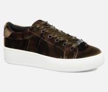 Bertie V Sneaker in grün