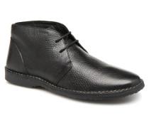 U ZAL A U84U5A Stiefeletten & Boots in schwarz