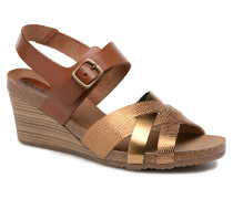 Spicy Sandalen in goldinbronze