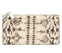 LG Slim Cardcase Portemonnaies & Clutches für Taschen in beige