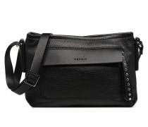 Izzy Small Shoulder Bag Handtasche in schwarz