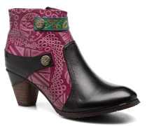 Carole 05 Stiefeletten & Boots in schwarz