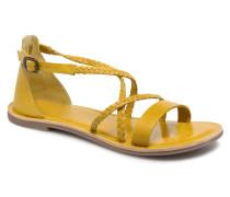 Divague Sandalen in gelb