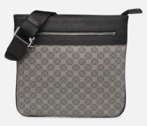 SQUAD CROSSBODY PLAT Herrentasche in grau