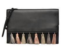 Sofia Clutch Handtasche in schwarz
