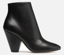 Toundra Girl Bottines à Talons #10 Stiefeletten & Boots in schwarz