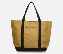 Cabas M Charmeuse Handtasche in beige