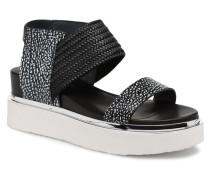 Rico Sandal Sandalen in schwarz