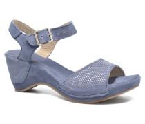 Maddie Sandalen in blau
