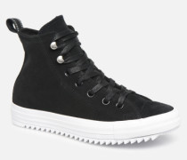 Chuck Taylor All Star Hiker Final Frontier Hi Sneaker in schwarz