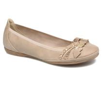 Kilina Ballerinas in beige