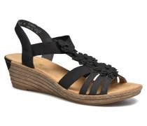 Deena 62461 Sandalen in schwarz