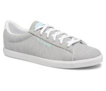 Agate Lo Tech Jersey Sneaker in grau