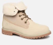 RIVER Stiefeletten & Boots in beige