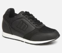 69408 Sneaker in schwarz