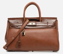 PYLAVEGAN S Handtasche in braun
