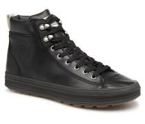 Sub Mid Cuff M Sneaker in schwarz