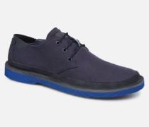 Morrys K100088 Schnürschuhe in blau
