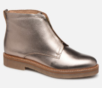 OXFORDOZIP Stiefeletten & Boots in goldinbronze