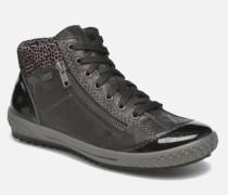 Gilb M6143 Sneaker in schwarz