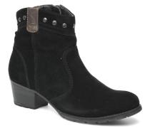 Tombo Stiefeletten & Boots in schwarz