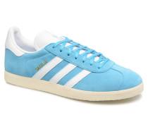 Gazelle Sneaker in blau