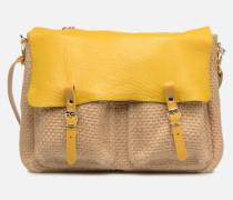 MAXI MATHS Handtasche in gelb