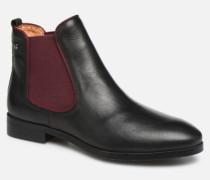 Royal W4D8637ST Stiefeletten & Boots in schwarz