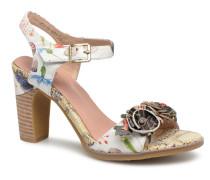 Dali 03 Sandalen in weiß