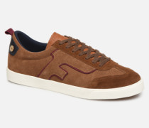 Wellington Suede C Sneaker in braun