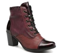 Enora Y8938 Stiefeletten & Boots in weinrot