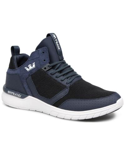 Ausgezeichnet Spielraum Geniue Händler Supra Footwear Herren Method Sneaker in blau FNtQOyT
