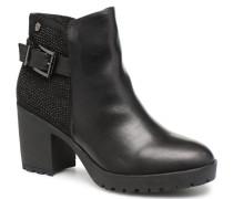 48611 Stiefeletten & Boots in schwarz