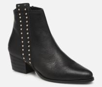 LEILA STUDS Stiefeletten & Boots in schwarz
