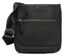 Playful Novelty Mini crossover Herrentasche in schwarz