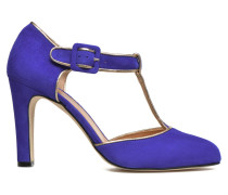 Mexicoco #6 Pumps in blau