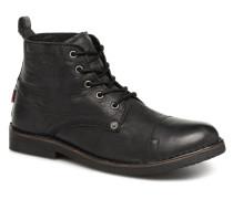 Levi's Track 2 Stiefeletten & Boots in schwarz