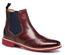 Melvin & Hamilton Selina 6 Stiefeletten Boots in rot