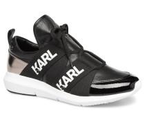 Vitesse Legere Strap Lth Sneaker in schwarz