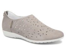 Dina Perf Slipper in grau